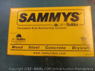 Sammys Threaded Rod Anchoring System