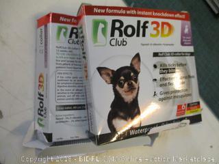Rolf 3D Club