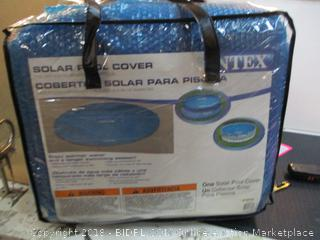 Solar Pool Cover Damaged See Pictures