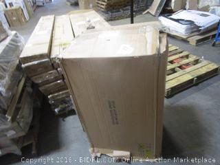 Zinus Memory Foam 12 Inch Green Tea Mattress, King (Retail $312.00)