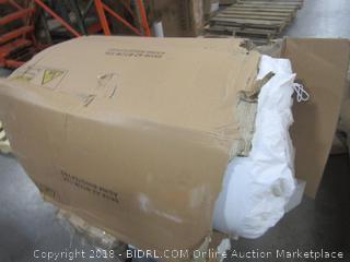 Zinus Memory Foam 12 Inch Green Tea Mattress, King (Retail $365.00)