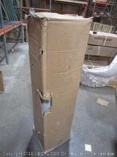 Zinus 8 Inch Hybrid Green Tea Foam and Spring Mattress, Full (Retail $129.00)