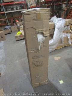 Classic Brands Cool Gel Ventilated Gel Memory Foam 10.5-Inch Mattress, Queen (Retail $254.00)