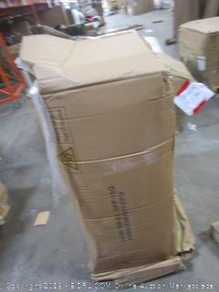 Zinus Ultima Comfort 10 Inch Pillow Top Spring Mattress, Queen (Retail $274.00)