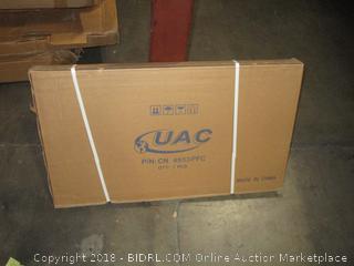 UAC Condenser - Incomplete