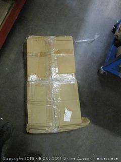 TRIPAR 17847 72 Inch Cream Metal Ladder Display Rack (Retail $149.00)