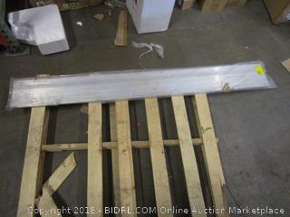 Aluminum Rectangular Bar