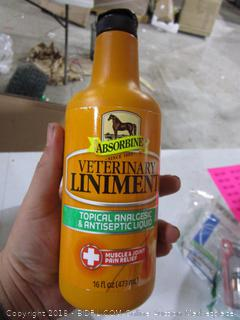 Veterinary Liniment