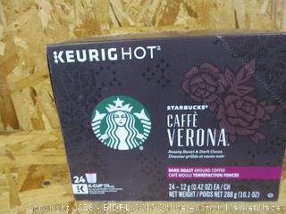 Keurig K-Cup Starbucks Cafe Verona