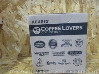 Keurig K-Cup Coffee Lovers Collection