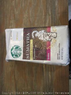 Starbucks Ground Sumatra Dark