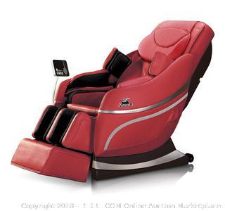 Kawaii Massage Chair 3D Technology, HG1310 Series Red