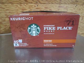 Starbucks Pike Place Roast K-Cups