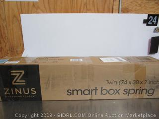 Smart box Spring Twin