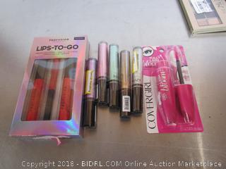 Lips to Go - Lip Gloss - Mascara