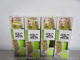 Colo Rista Semi Permanent Hair Color