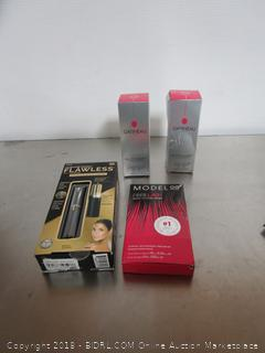 Mascara, Anti Wrinkle Cream, Flawless Hair Removal