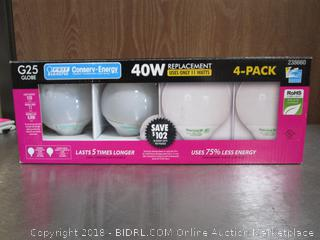 40W Light Bulbs
