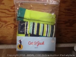 Cat and Jacks Briefs