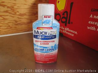 Mucinex Severe Congestion & Cough