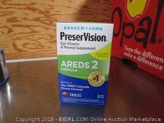 PreserVision Eye Vitamin