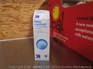 Clear Comfort Multi-purpose Solutions