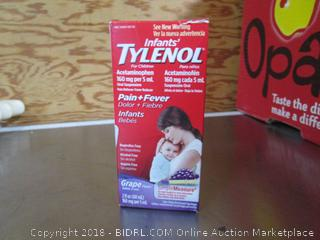 Infants Tylenol