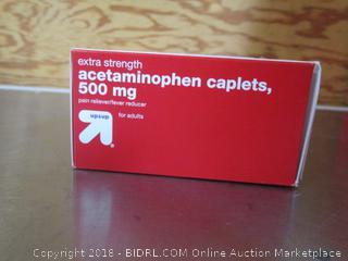 Acetaminophen Caplets