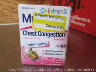 Mucinex Chest Congestion