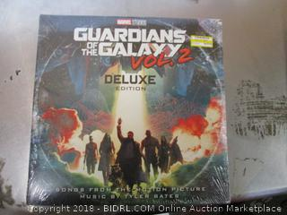 Guardians of the Galaxy Vol. 2 Vinyl Record