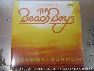 The Beach Boys Vinyl Record