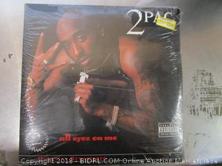 2Pac Vinyl Record