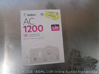 Belkin AC1200 Wifi Extender