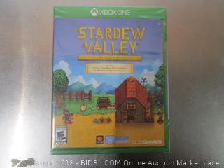 Stardew Valley Xbox Game