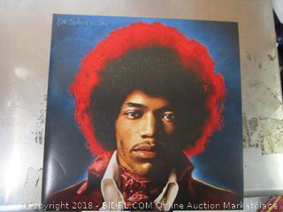 Jimi Hendrix Vinyl Record