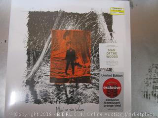 Justin Timberlake Vinyl Record