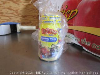 Little Critter Gummy Vites