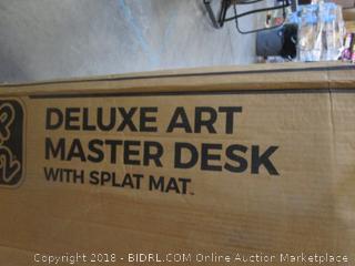 Deluxe Art Desk
