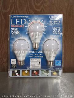 LED 40W Dimmable