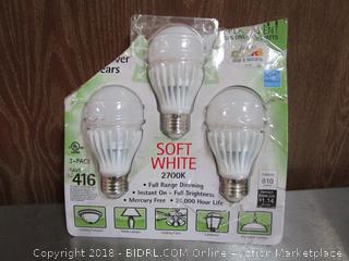 Omni Directional LED 60W Soft White