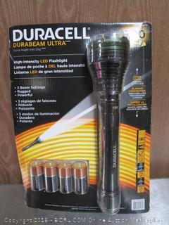 Duracell Flashlight 1300 Lumens