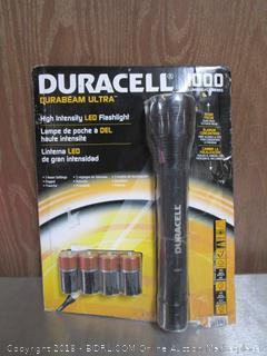 Duracell Flashlight 1000 Lumens