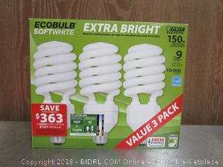 ESL40T/ECO/3 Soft White 150W Replacement