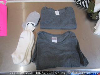 Shirts and Socks