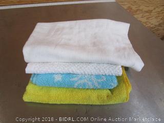 Rags, Towels