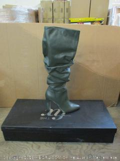the fix Boots Size  8.5 Autumn Green