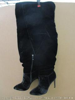 the fix Black Boots  Size 10 B (M)