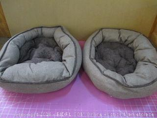 2-Pet Beds - For Small Pets