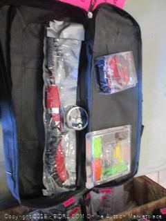 Red Wolf Fishing Kit