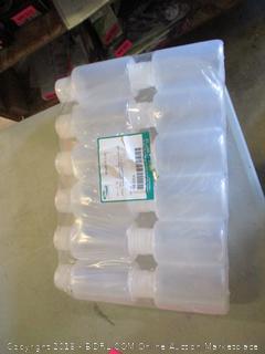 Sterilin Bottle N/Mth 125ML & Cap LDPE
